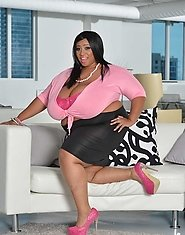 Cotton Candi is big black and beautiful and man does she love cock. This hot sexy plumper is making her long awaited return to Plumper Pass and she do