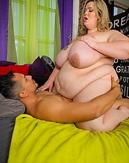 Heated mature chick giving guy a searching look craving for mighty dicking