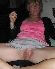 MILF dressed for fucking