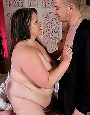 British BBW honey loving some good cock!