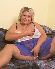 Amazing beautiful plump mature lady