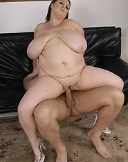 Sapphire knew she had hit the jackpot when she got his dick inside her pussy and was getting her ass pounded fast and hard, just the way she likes it.